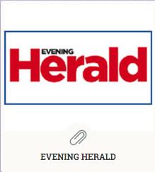 Evening Herald portfolio