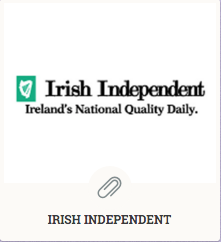 Irish Independent portfolio