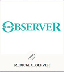 Medical Observer portfolio